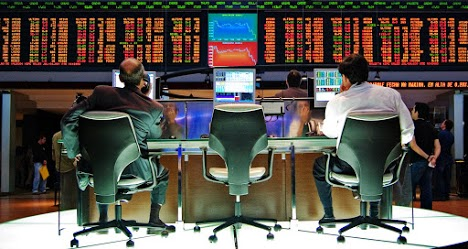 Market Trading Screen